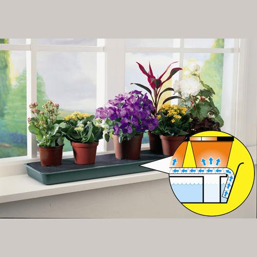 Självvattnande fönsterbricka-Självvattnande bricka för fönsterbrädan