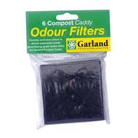 Kolfilter till Compost Caddy