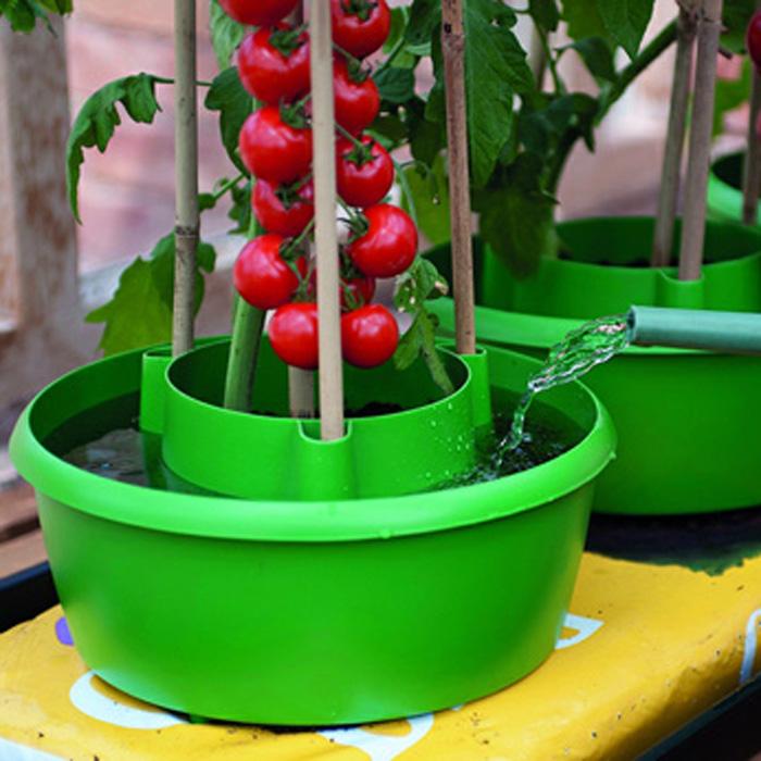 Plantkrage 3-pack-Plantkrage för odling i säck