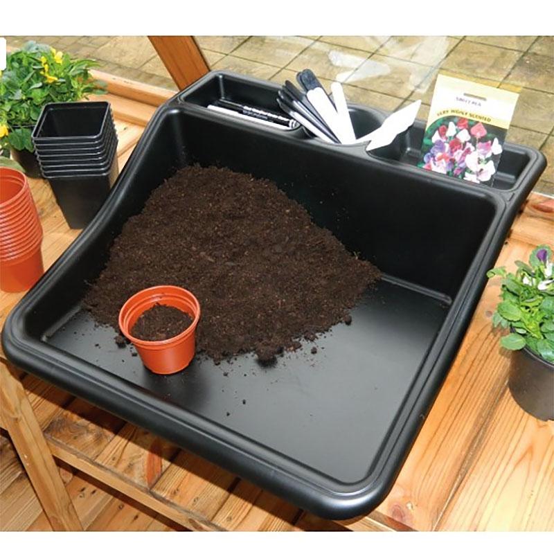 Litet planteringsbord Tidy Tray