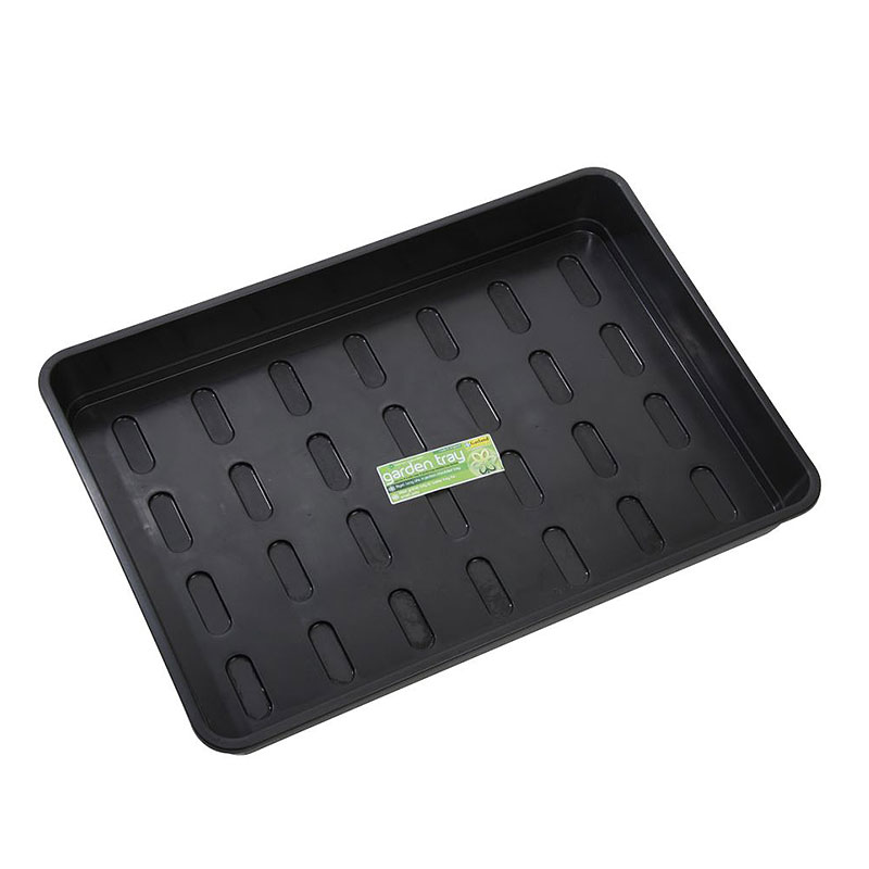 XL Garden Tray Black