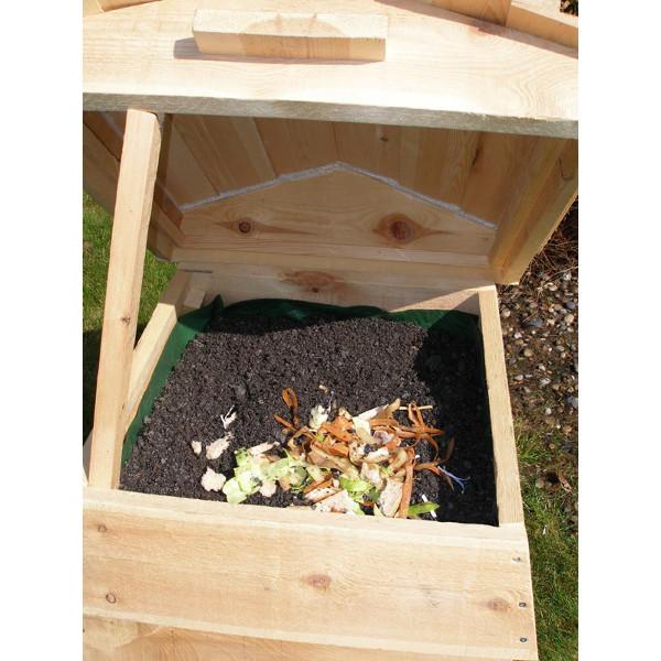 Maskkompost - Beehive Wormery #,