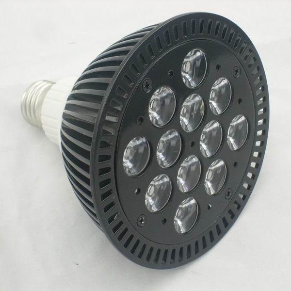 LED - Black Beauty 20W, rött/blått 660/460nm,