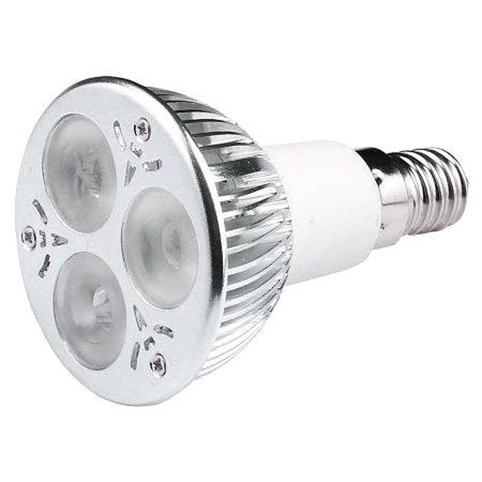 LED-lampa Growspot 4W E14-sockel röd/vit, Växtlampa led 4watt med E14 sockel