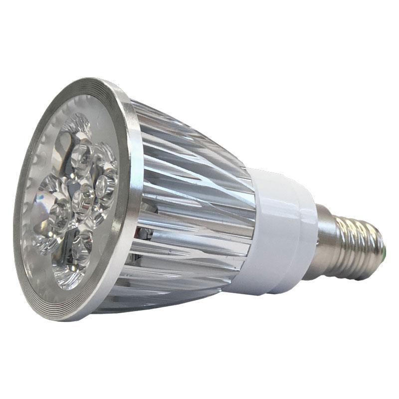 Växtlampa, Growspot 7W med E14-sockel