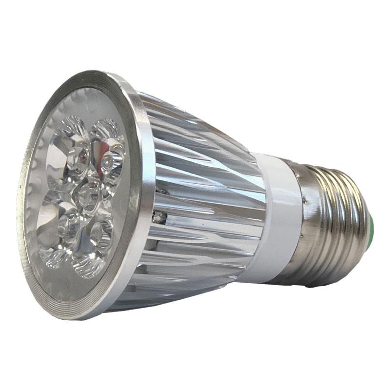Växtlampa, Growspot 7W med E27-sockel