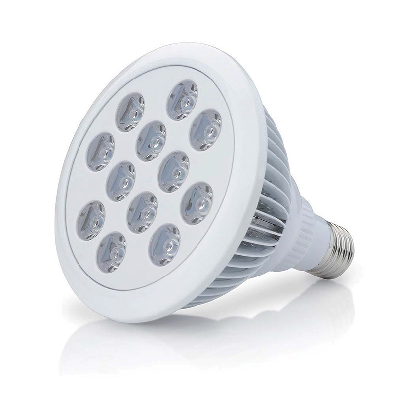 LED - White Beauty 20W, fullspektrum, LED-lampa för växter, 20watt fullspektrum