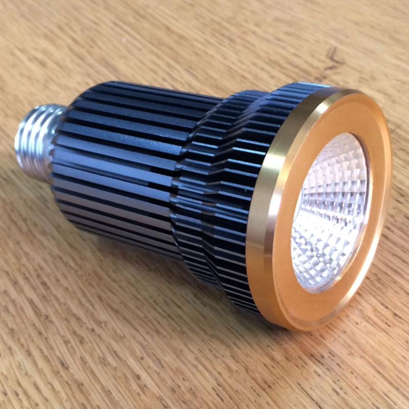 LED Growspot 15w Fullspektrum-Led växtbelysning med fullspektrum