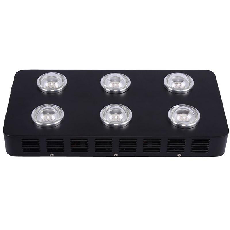 Growbox540 växtlampa LED, fullspektrum-VäxtlampaGrowbox540 LED med fullspektrumljus