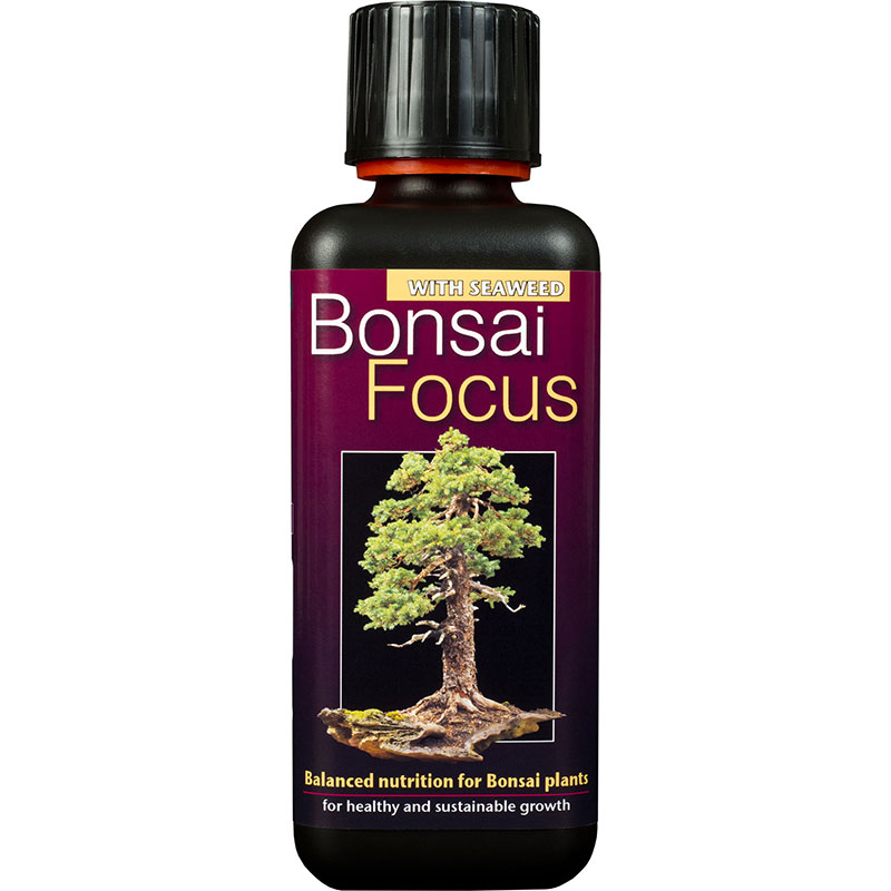 Bonsainäring - Bonsai Focus, 300ml-Specialnäring för bonsaier
