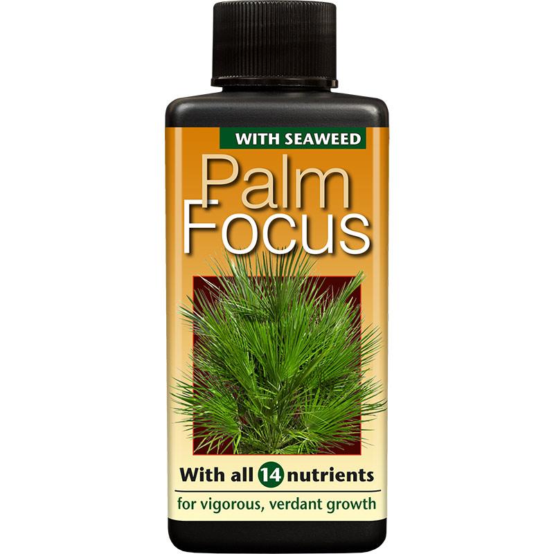 Specialnäring för palmer, palmväxter