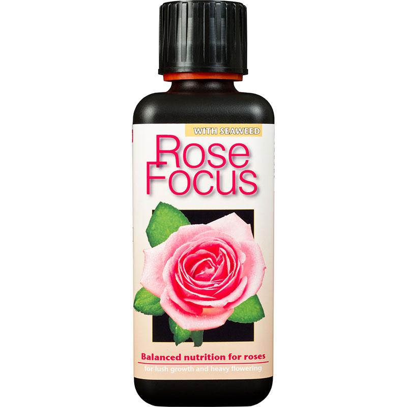 Rosnäring - Rose Focus, 300 ml , Växtnäring för rosor i kruka