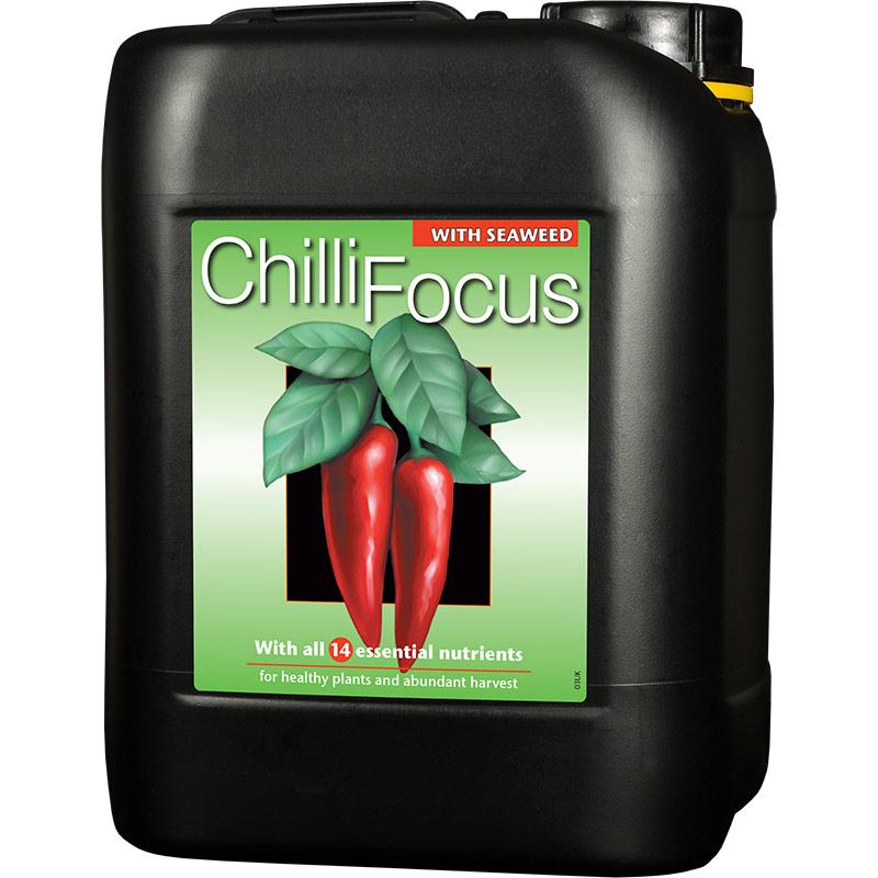 Näring för chili och paprika