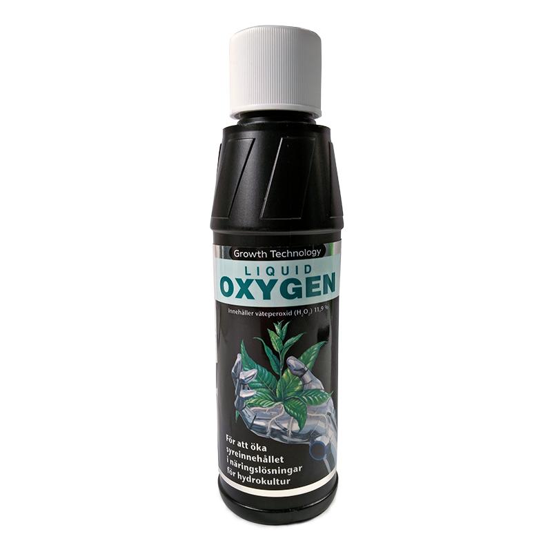 Liquid Oxygen ökar syreinnehållet i näringslösningar för hydrokultur