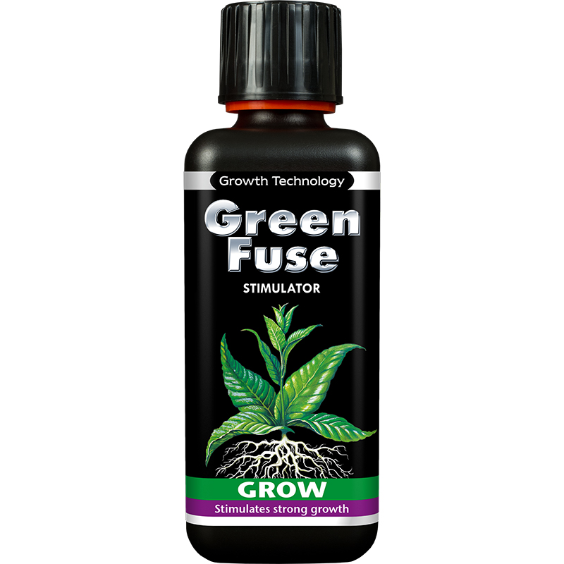 GreenFuse grow, 300 ml, ekologisk näring