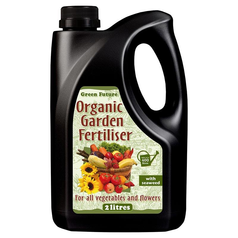 Ekologisk näring för trädgårdens alla växter.