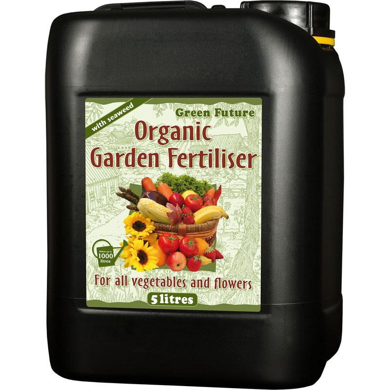 Green Future Organic Garden, 5L-Green Future Organic garden - näring