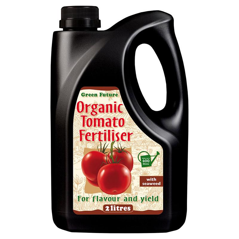 Tomatgödsel - Ekologisk näring till tomater