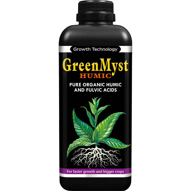 GreenMyst Humic, 1L-GreenMyst Humic, 1 liter