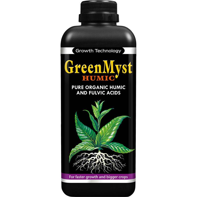 GreenMyst Humic, 1L-GreenMyst Humic, 1 liter