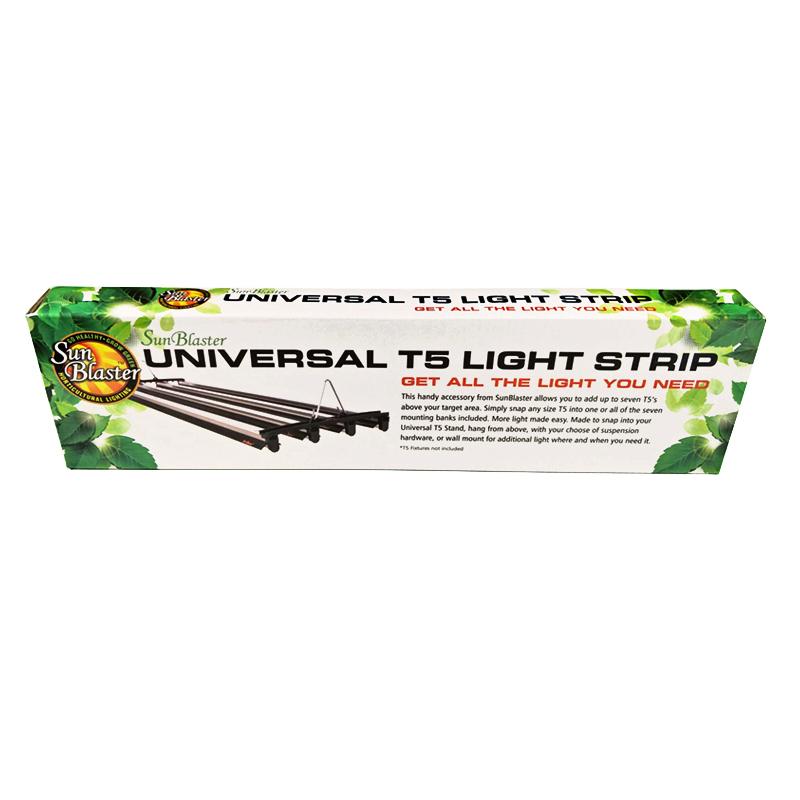 Multihängare till Sunblaster växtlampa, Hängare för upp till 7 växtlampor