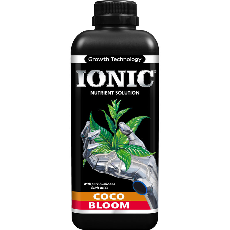 IONIC Coco Bloom, 1L-näring odla i cocos - IONIC coco Bloom