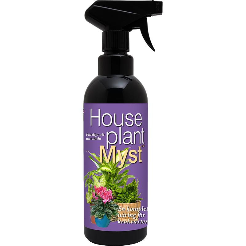 Spraynäring för krukväxter - bladgödsling