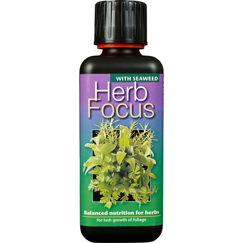Örtnäring - Herb Focus, 300ml-Specialnäring för örter och kryddväxter
