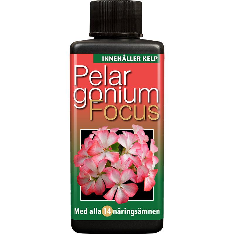 Näring för pelargoner