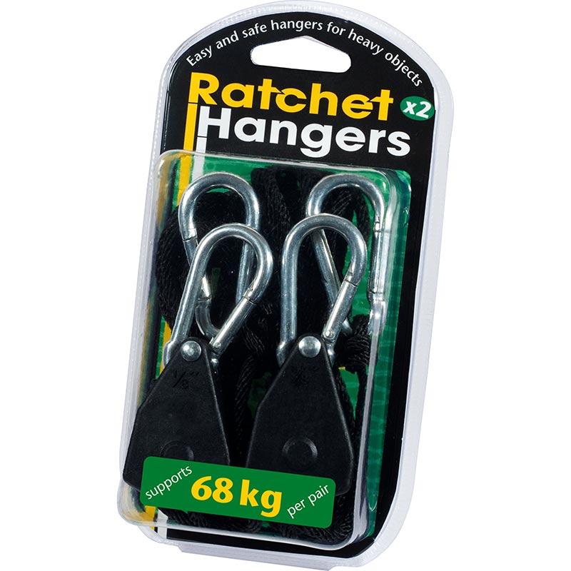 Ratchet Hanger upphängningsanordning