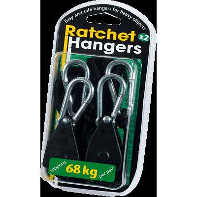 Ratchet Hanger - reglerbar upphängning -Ratchet Hanger upphängningsanordning
