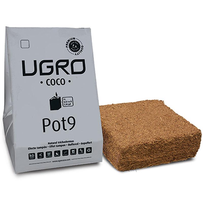 UGRO Pot, 9 liter-Cocos - Ugro Pot 9L