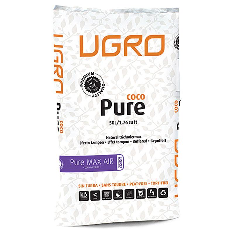 UGRO Perlite, 50L, Ugro cocos Pure max Air 50 liter