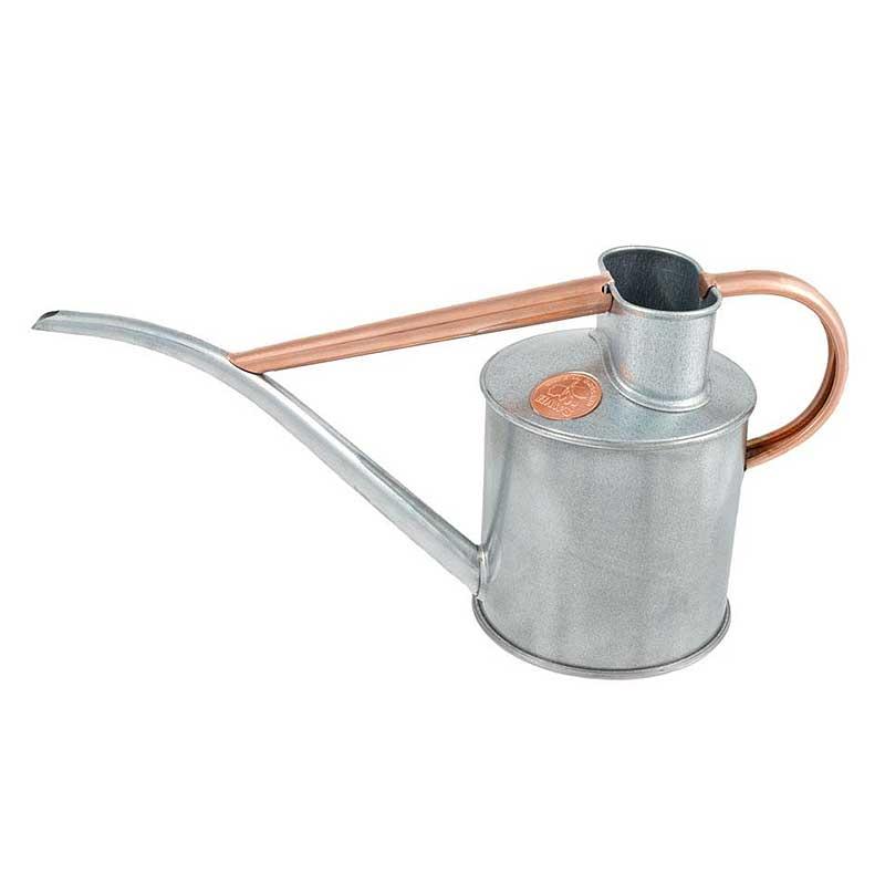 Vattenkanna från Haws i zink och koppar, 1 liter