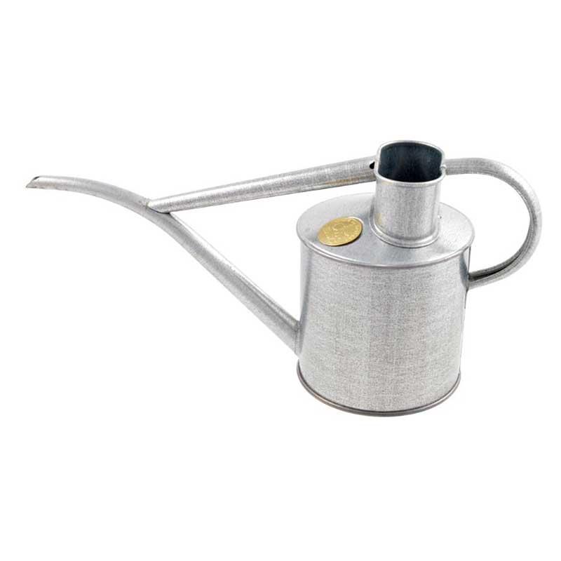 Vattekanna från Haws i galvaniserad plåt, 1 liter