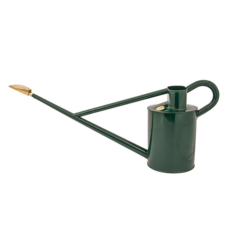 Professionell Long Reach, grön, 8,8 L, Vattenkanna med stril från Haws, 3,5 liter