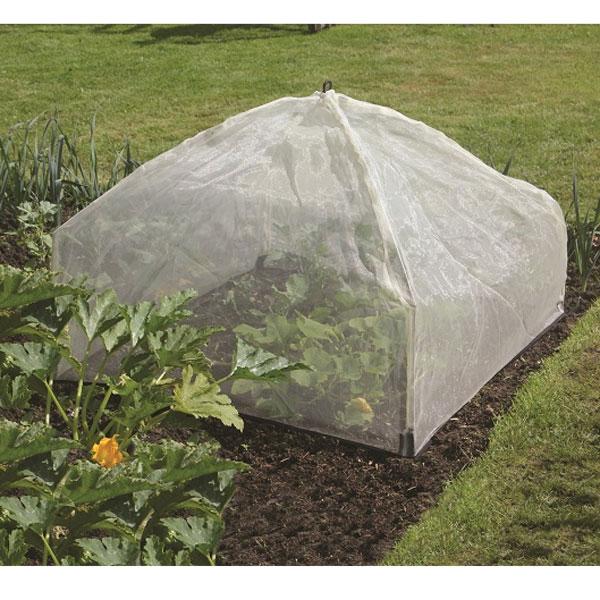 Lanterna minidrivhus - Micromesh, Giant-Uppfällbart odlingsskydd för köksträdgården