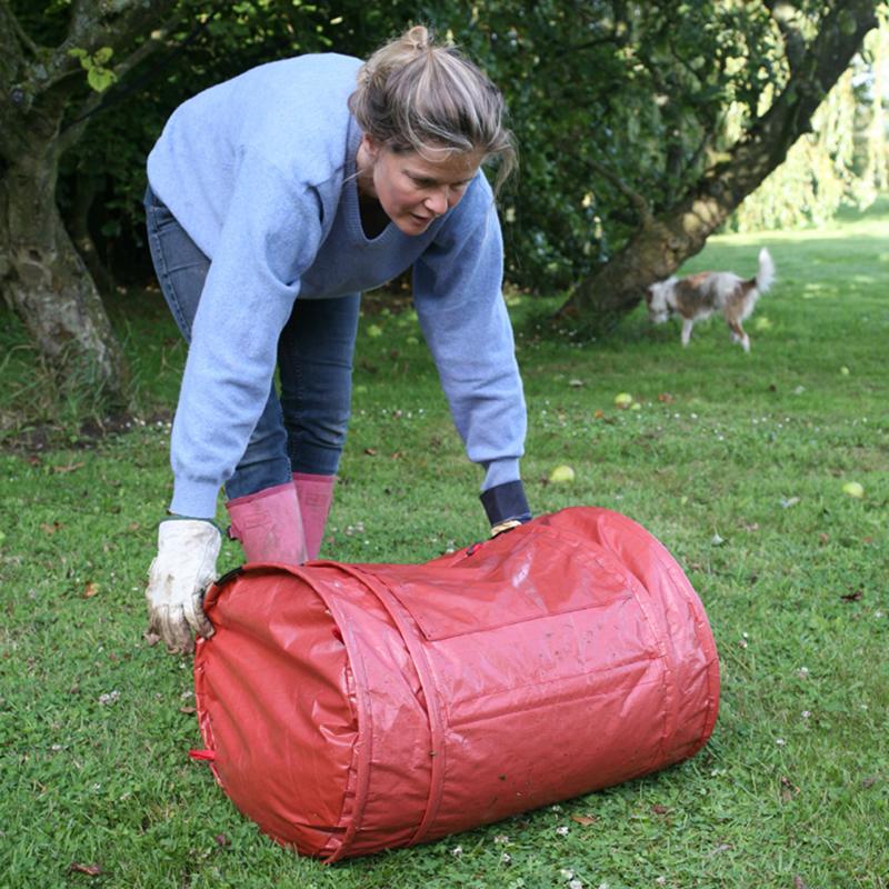 Kompostbehållare - rullkompost RollMix composter,