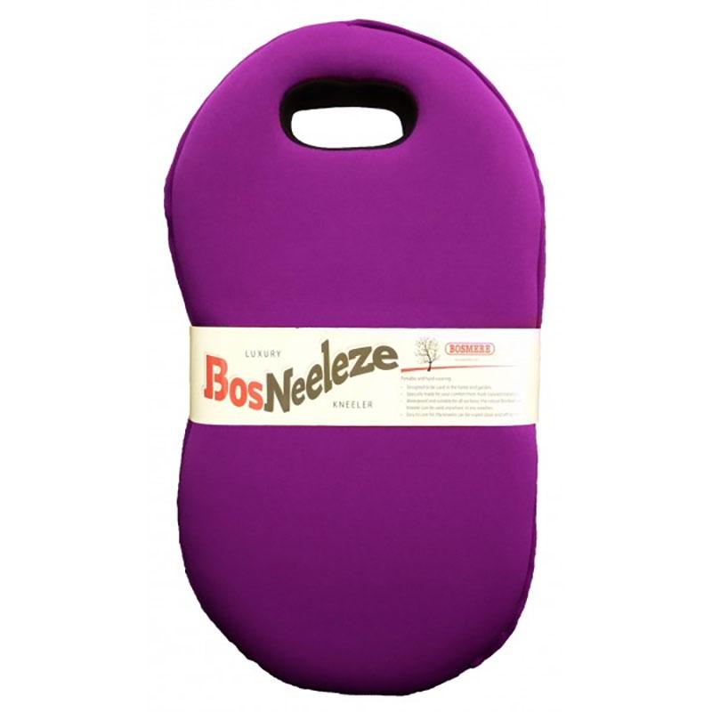 Knädyna BosNeeleze, purple, Knädyna för trädgårdsarbete i minnesskum, Purple