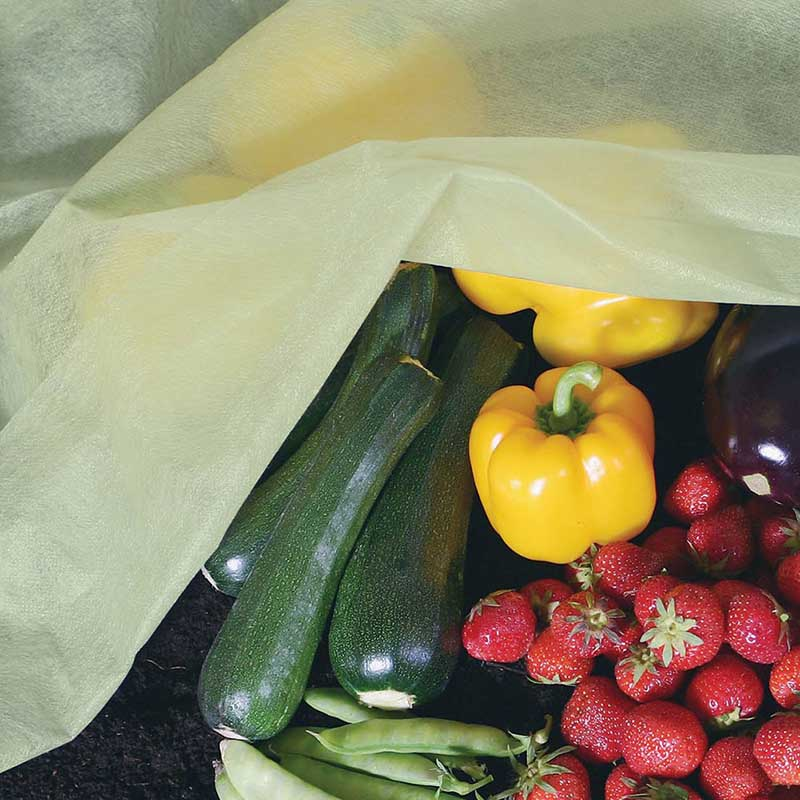 Extra tjock fiberduk - Fleece ...-Extratjock fiberduk för växtskydd och drivning av växter