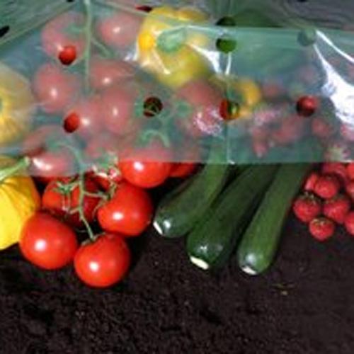 Aero-poly skyddsfilt, Skyddsfilt för växtskydd och drivning av växter