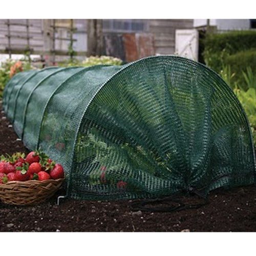 Odlingstunnel Giant Easy Net Tunnel-Odlingstunnel med nät för odling av grönsaker