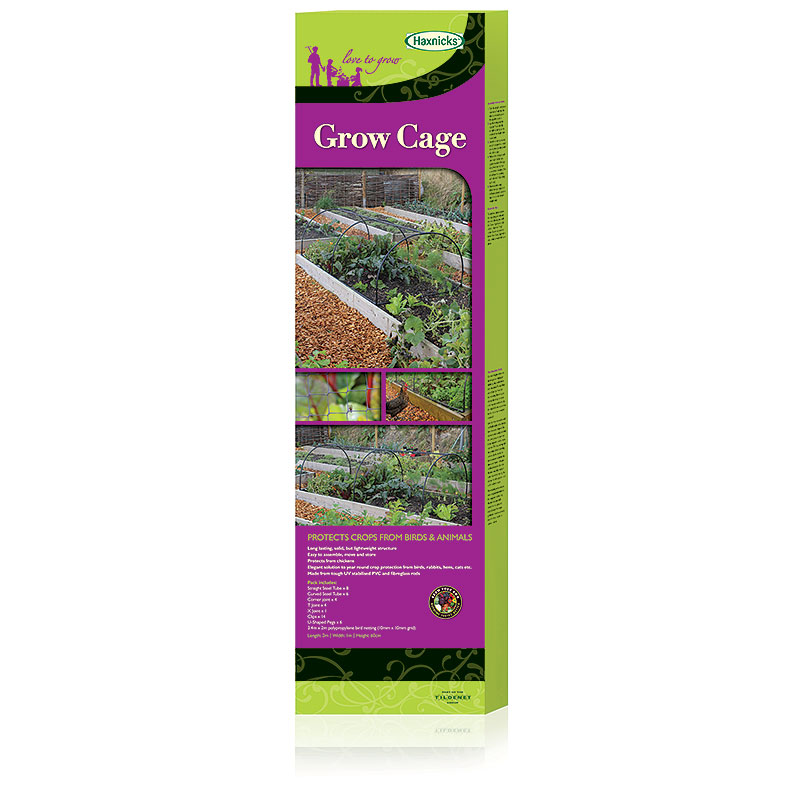 Odlingsbur Grow Cage, Förpackning odlingsbur Grow Cage