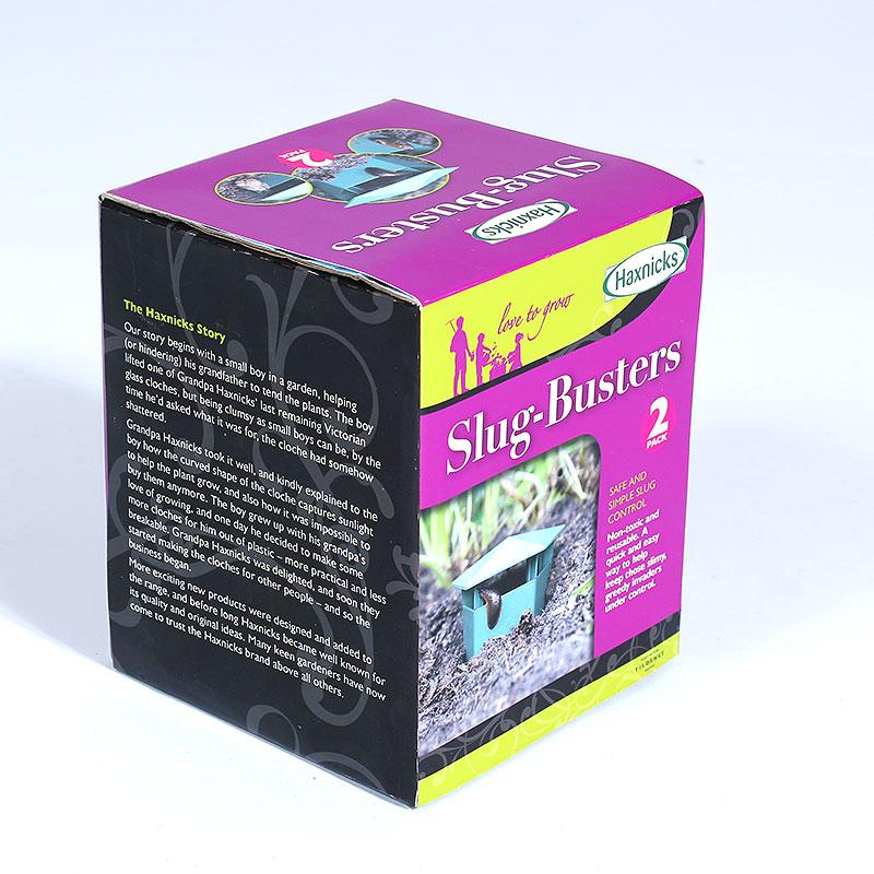 Förpackning snigelfälla SlugBuster