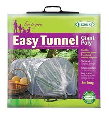 Odlingstunnel Giant Easy Poly Tunnel,