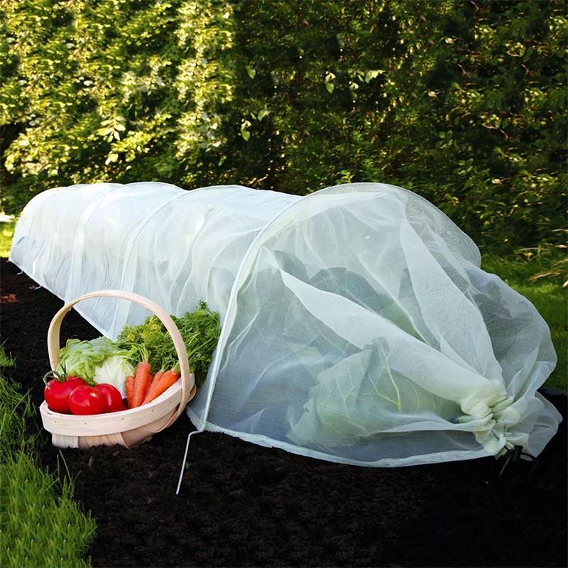 MIcromech odlingstunnel för odling av frukt och grönsaker!