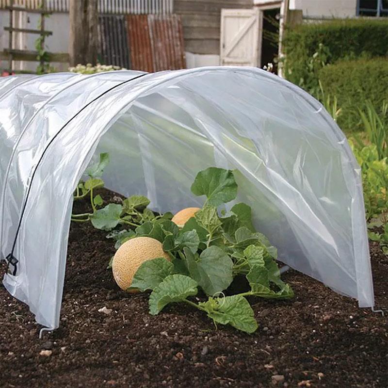 Odlingstunnel för odling av grönsaker