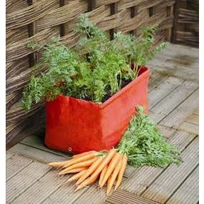 Odlingssäck för morrötter, 2-p...-odlingssäck för morötter
