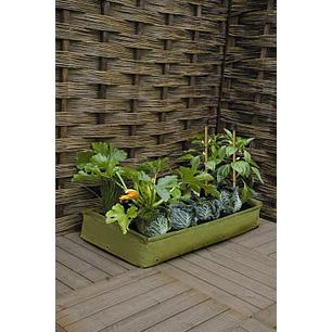 Odlingssäck för terrassodling - stor-odlingssäck för odling  på balkong och terass