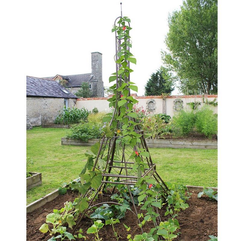 Växtstöd Eiffel Tower-Växtstöd Modell Eiffeltornet